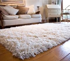 bedroom faux fur sheepskin white round shag area rug 5 x free