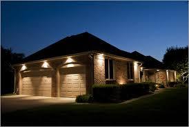 In Ground Landscape Lighting Outdoor Lighting Types