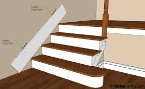 How To Install Laminate Wood Flooring On Stairs Scribing Skirt Boards Thisiscarpentry