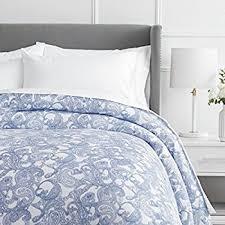 amazon com martha stewart cotton flannel duvet comforter cover