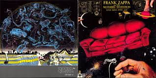 Sofa Frank Zappa Frank Zappa Official Release 20 One Size Fits All Wolf U0027s