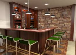 bar lovable interior designs for small homes with small bar