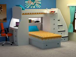 lit superpos bureau l arrangement des lits superposés dans la chambre d enfant archzine fr