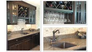 Floating Bar Cabinet Furniture Appealing Bar Cabinets With Granite Countertop And