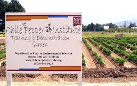 Nmsu Campus Map New Mexico State University Chile Pepper Institute Best Of The Road