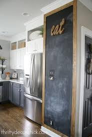 chalkboard paint ideas kitchen best 25 kitchen chalkboard walls ideas on pinterest chalkboard