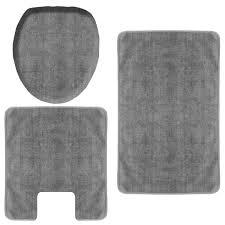 Bathroom Rugs Sets Gray Bathroom Rug Sets Rugs Decoration