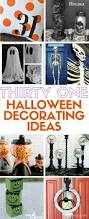 Halloween Ornaments To Make How To Make 31 Halloween Decoration Ideas The Crafty Blog Stalker