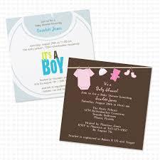 Gift Card Shower Invitation Best Baby Shower Invitations Kawaiitheo Com