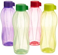 Online Shopping Of Home Decor Items India Tupperware Aquasafe Water Bottle Set 1 Litre Set Of 4