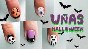 imagenes de uñas decoradas de jalowin 5 uñas decoradas de halloween paso a paso nailistas uñas