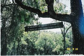 adelaida cemetery weird california