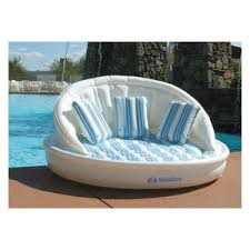 inflatable agua sofa float pool rafts u0026 pool toys u2013 toyspl