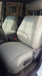 lexus lx450 replacement leather land cruiser heaven leather video review ih8mud forum