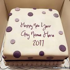 New Year Cake Decorations Ideas by New Year U0027s Day Cakes Yummy Cakes Of Happy New Year 2017