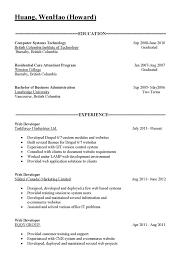 Git Resume