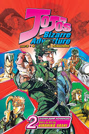 jojo s bizarre adventure jojo u0027s bizarre adventure part 3 stardust crusaders vol 2