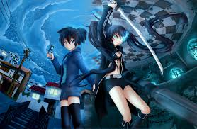 black rock shooter black rock shooter the other world by wasudo on deviantart