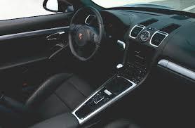 2012 Porsche Boxster S Black Interior Eurocar News