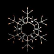 outdoor snowflake decorations