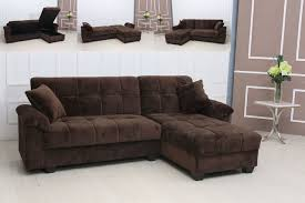 Brown Sectional Sofa With Chaise Sofa Beds Design Breathtaking Traditional Suede Sectional Sofas