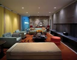 contemporary interior design renovating small living room with