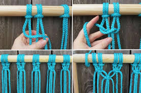 pattern for fabric hammock chair 11 macramé hammock patterns and supplies patterns hub
