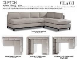 Flexible Sofa Clifton Sofa Villa Vici Contemporary Furniture Store And