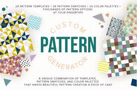 beautiful pattern custom pattern generator patterns creative market