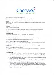 part time job resume objective cherwell cricket league management meeting minutes management meeting minutes september 2016 other