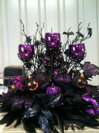 Halloween Wedding Reception Decorations by Best 25 Halloween Table Centerpieces Ideas On Pinterest