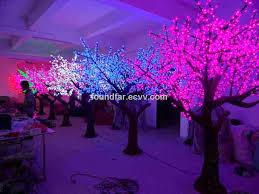 led landscape tree lights simulation tree china led landscape tree led tree light foundfar