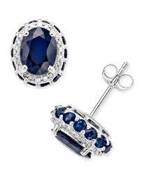 gold earrings philippines earrings diamond stud earrings in 14k white gold 70 ctw vs