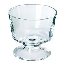 ikea vasi vetro trasparente vasi vetro per confetti ilfilodelleidee bomboniera battesimo con