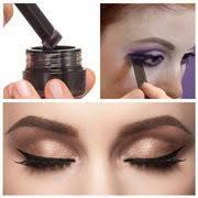 3pcs set cat eye wing eyeliner stamp cream brush tool makeup newchic