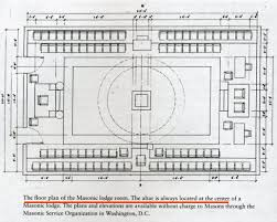 masonic lodge floor plan masonic lodge floor