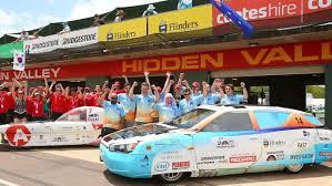 Challenge News Au Bridgestone World Solar Car Challenge Day For South