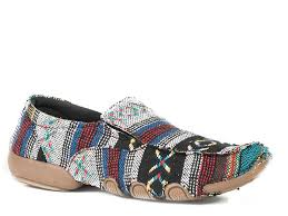 women s casual shoes women s aztec print roper casual shoes dollar western wear
