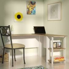 Mercury Corner Desk White Caign Desk Wayfair