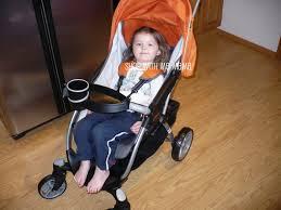 Kolcraft Umbrella Stroller With Canopy by Kolcraft Contours Lite Stroller