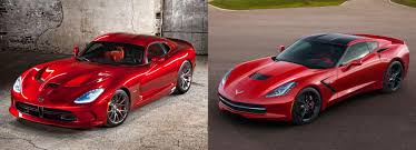 corvette vs viper dodge viper or chevrolet corvette fiat s
