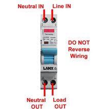 single pole rcd mcb 7 year warranty