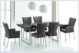 contemporary dining table and chairs modern dining room chairs murphysbutchers com