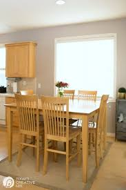breakfast nook makeover before and after today u0027s creative life