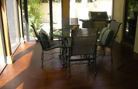 Concrete Patio Floor Paint Ideas by Decoration Paint Concrete Patio Floor And Painted Concrete Patio