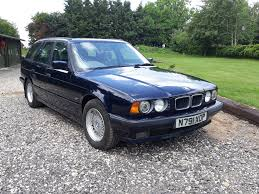 bmw e34 520i manual tourer in headington oxfordshire gumtree