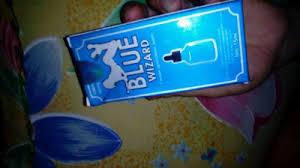 blue wizard ori