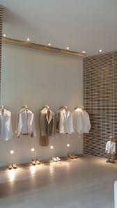 lighting and racks at low level 100 store by giachi