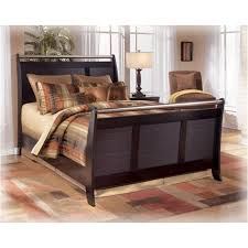 b403 77 ashley furniture pinella bedroom queen sleigh bed
