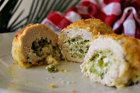 broccoli stuffed chicken breast divalicious recipes